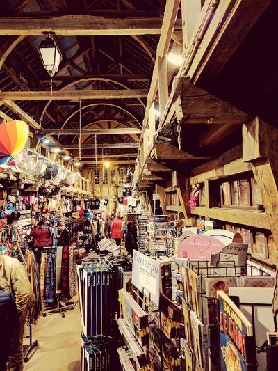 Indoors  Shop Old People étretat Built Structure Wooden Architecture Tourists Tourist Shops Mess