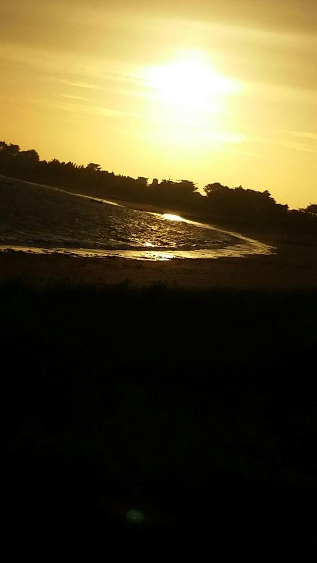 île De Noirmoutier Vacance ds 14jours enfain 😘❤❤ vs revoir mes amours Amies Rêve Camping