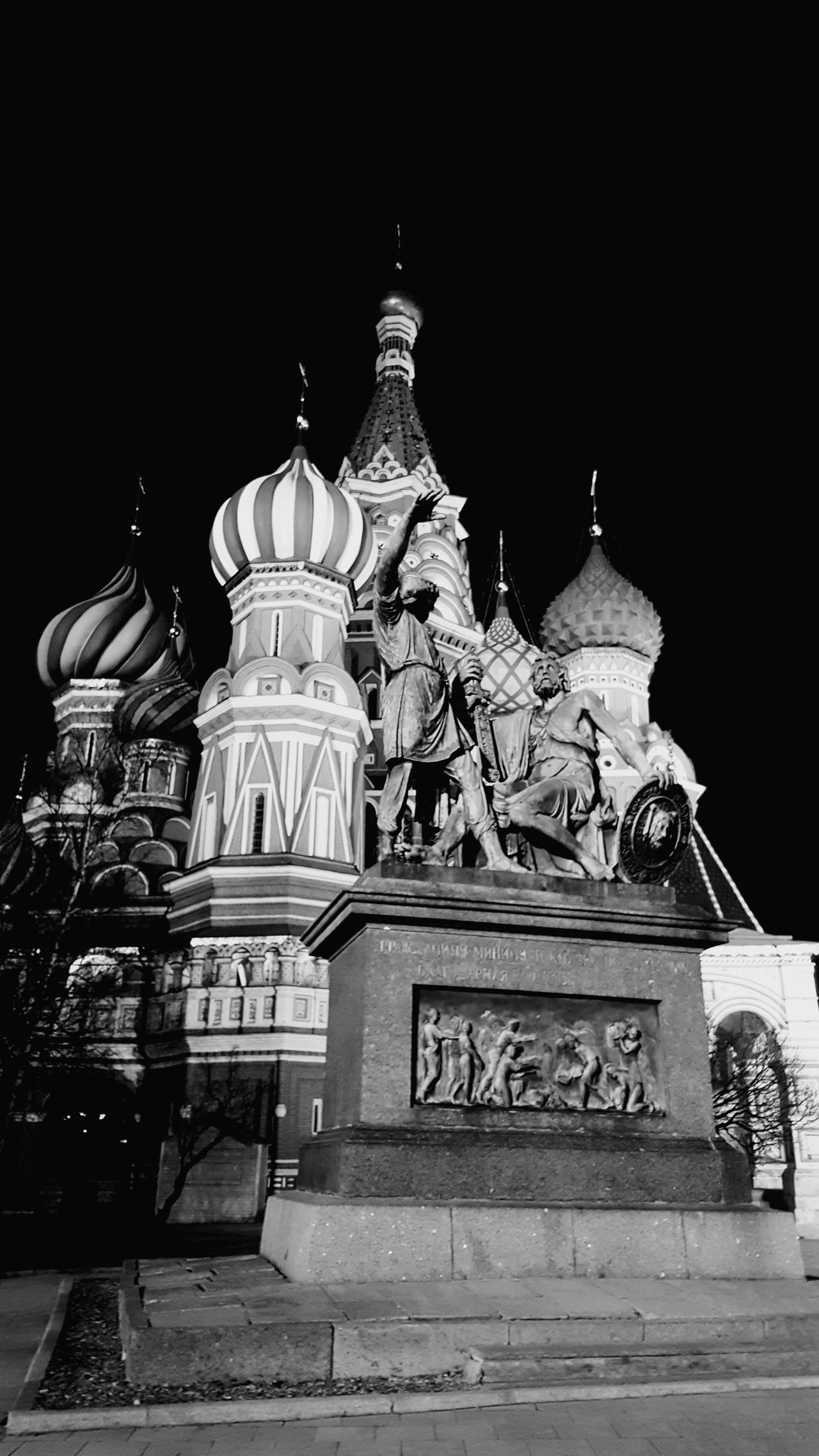 Dome Travel Destinations Religion Place Of Worship Architecture No People Night Kremlin Night Photography Church Red Square Russia Moscow Red Square Moscow St. Basil's Cathedral St. Basil's Cathedral In Moscow Kremlin Architecture Russia Black And White Photography Blackandwhite Photography Building Exterior Place Of Worship Ortodox Church Cultures Illuminated Nightphotography