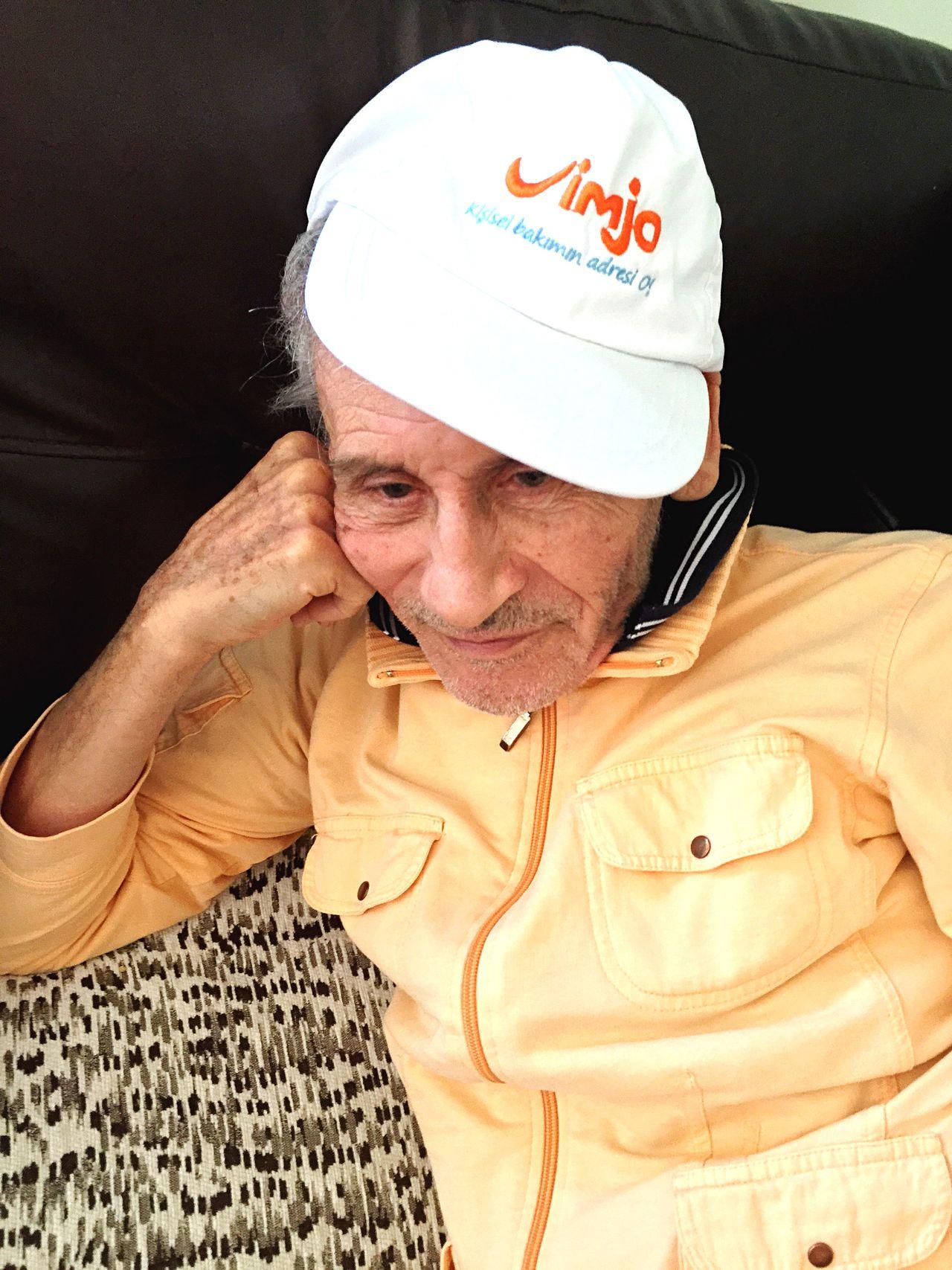 We like Alzheimer. My dad. Baba Babam AlzheimersAwareness Father Daddy Daddy❤ Family Family❤ Família Enjoying Life