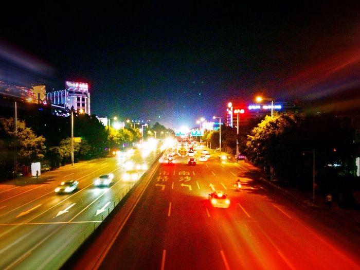 Light Light And Shadow City