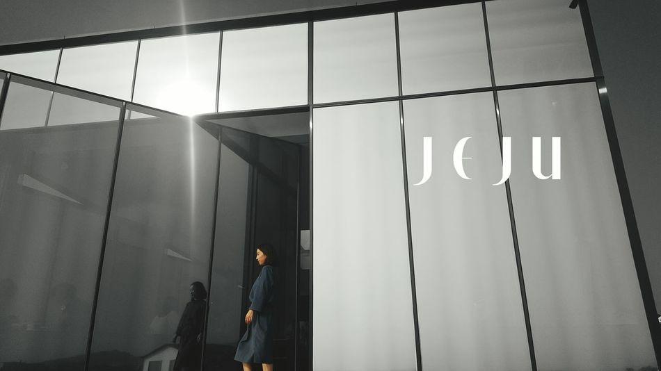 JEJU ISLAND  Monsant De Aewol 몽상드애월 Fall Cafe