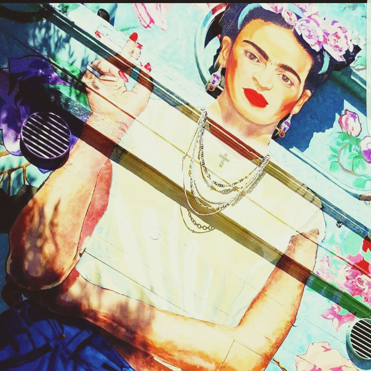 "Frida Kahlo ""Donde no puedas amar,no te demores.""Siemprefrida Alwaysfrida Sunset Enjoying Life Soloseviveunavez"