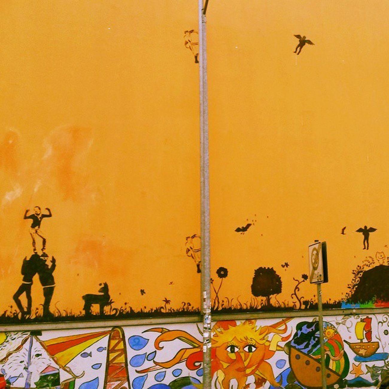 Streetart Streetartleipzig Graffiti Stencil