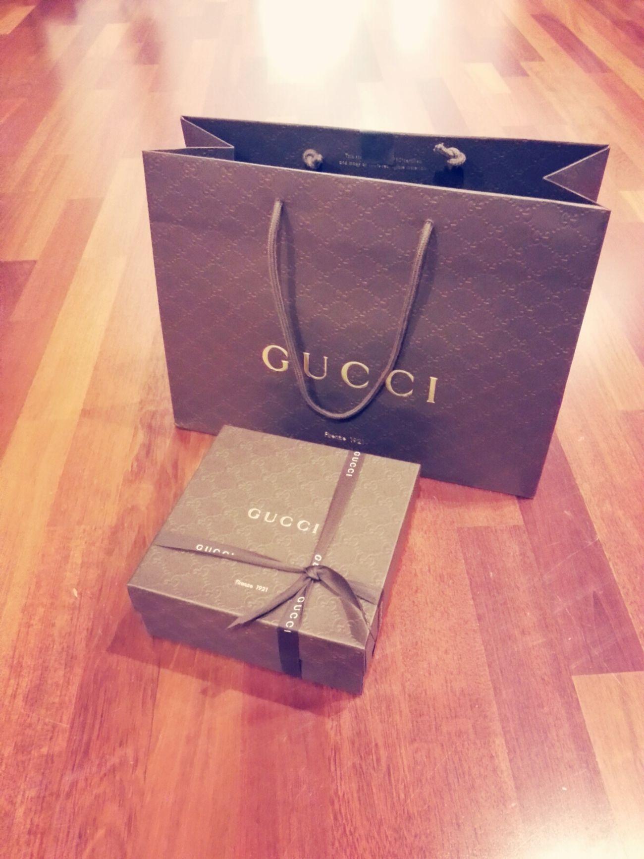 Gucci ! Gucci♡ Gift Valantine ?