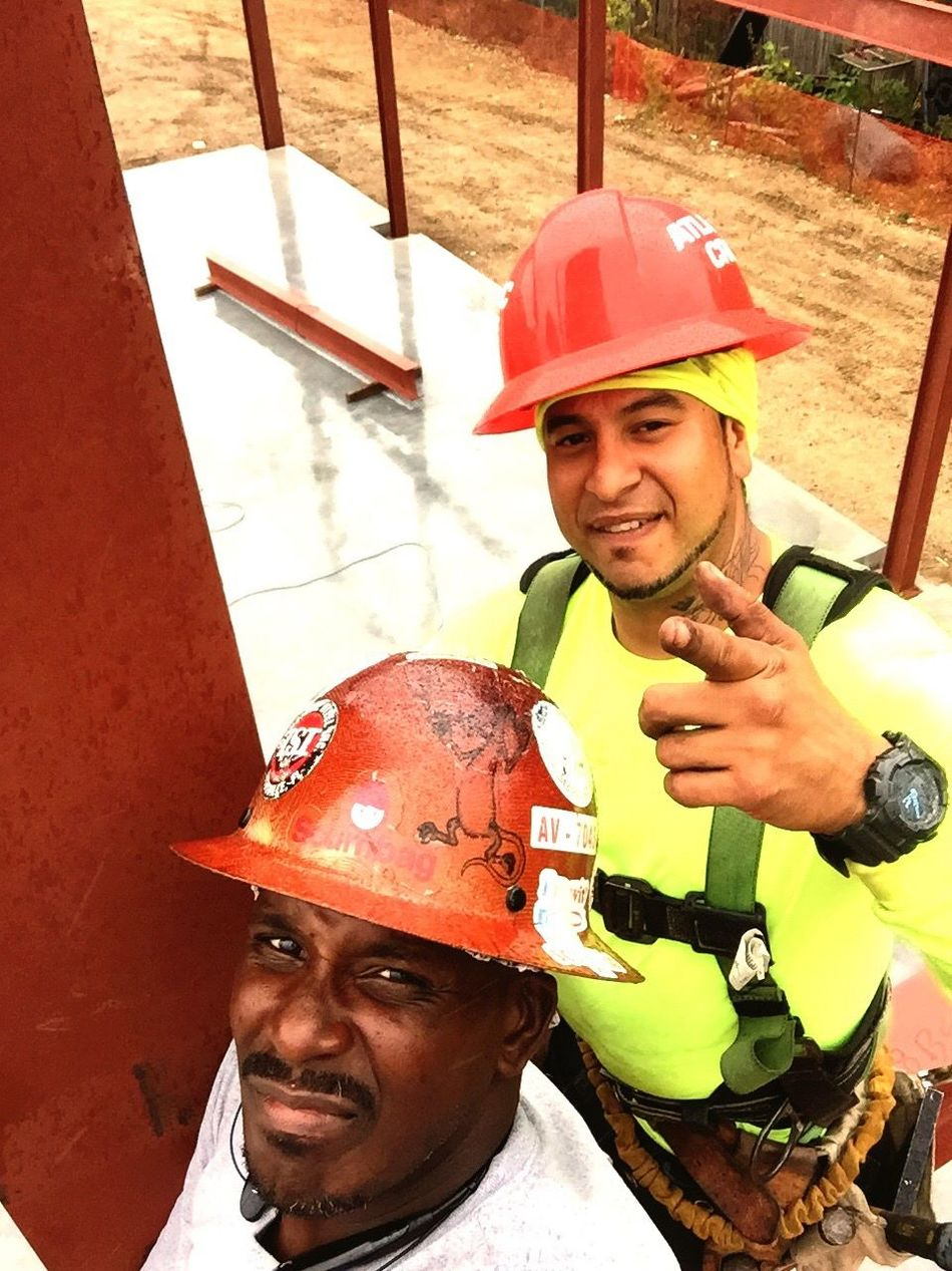 Hard At Work Good Friends