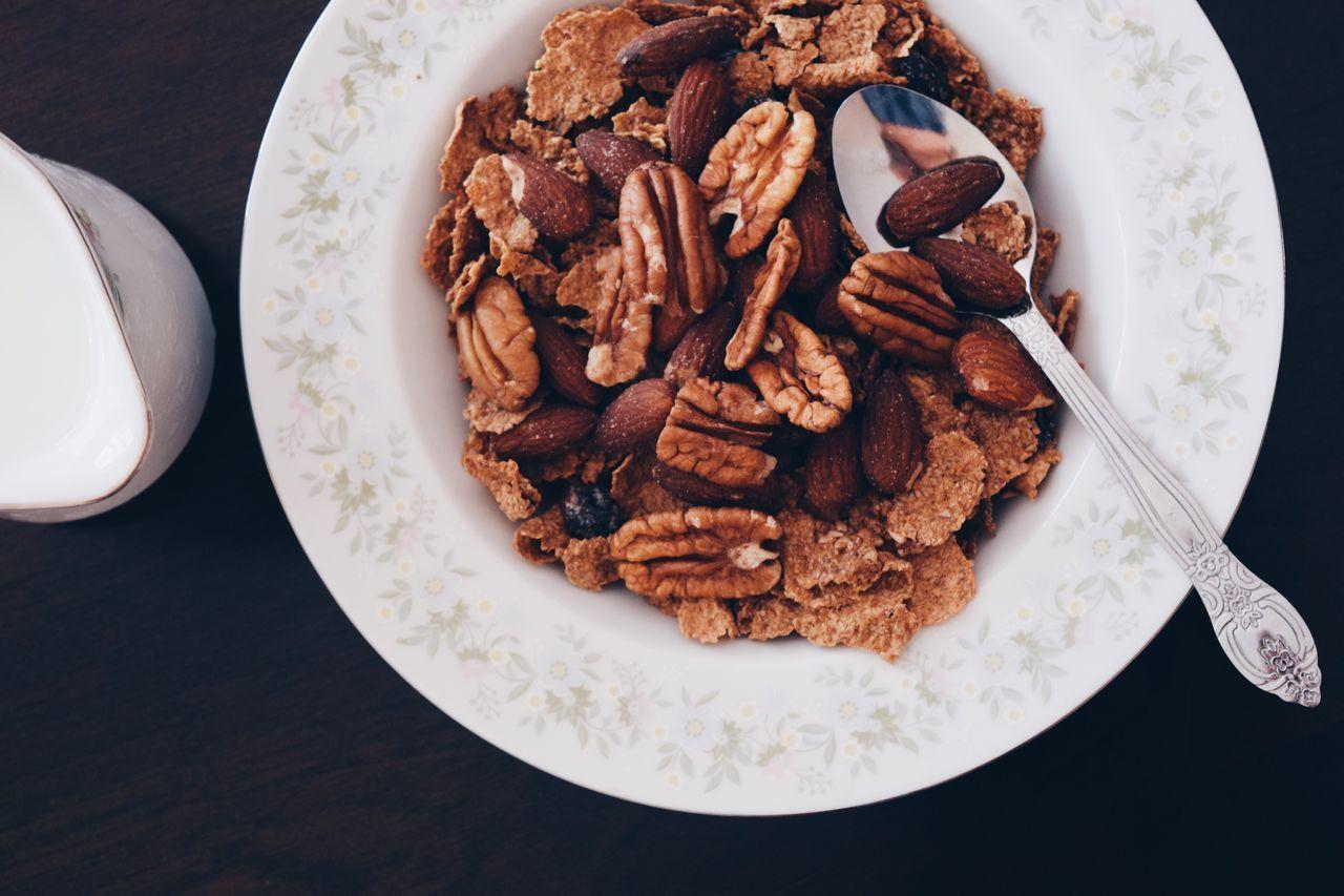 My Favorite Breakfast Moment Breakfast Food Breakfast ♥ BreakfastTime  Breakfast Time Foodphotography Eat EyeEm X My Muesli - Breakfast Moment