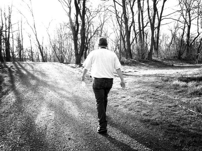 Black & White Captured Moment