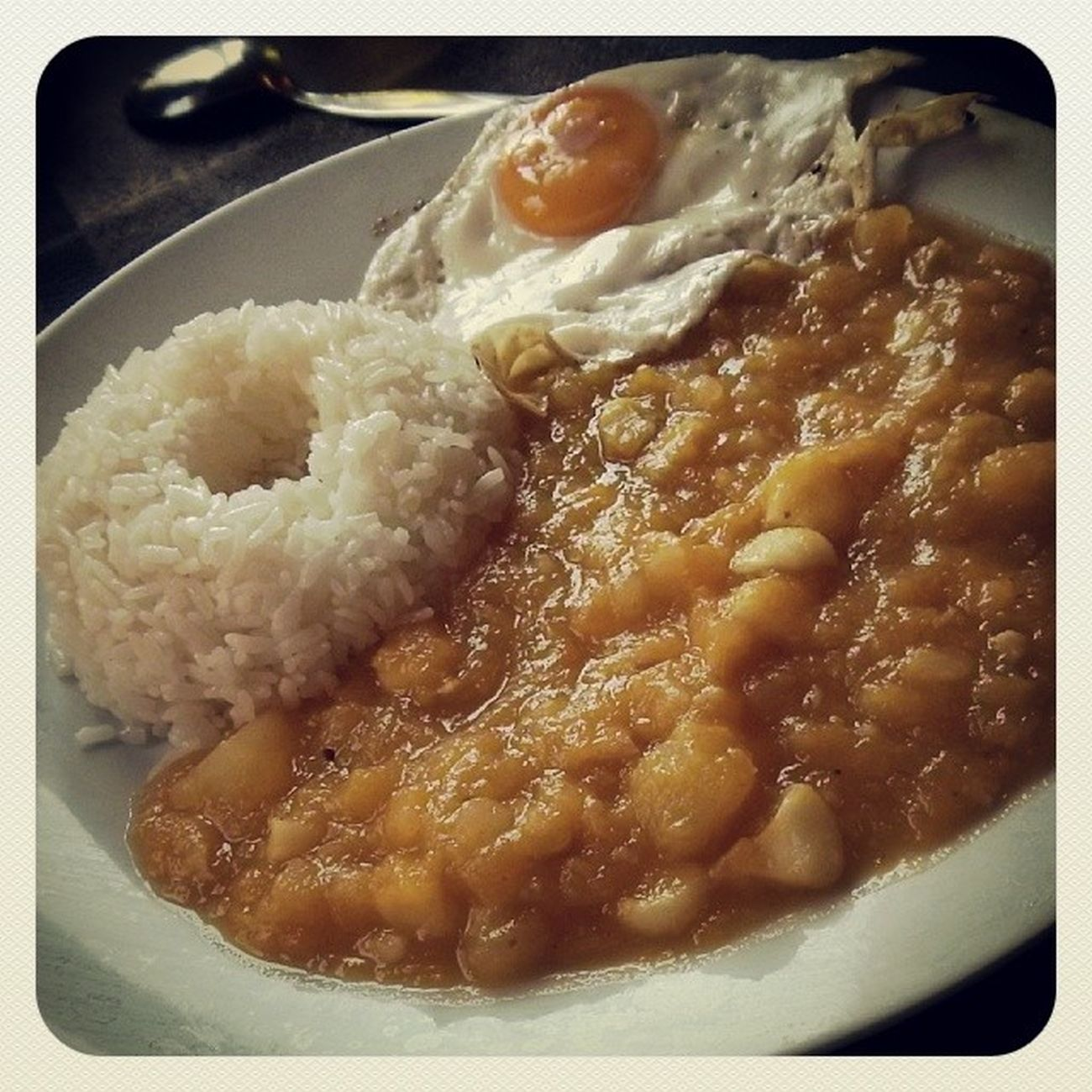 Foodporn Peruvianfood PeruvianCuisine Locro LunchTime Lunch w/@caritodegregori