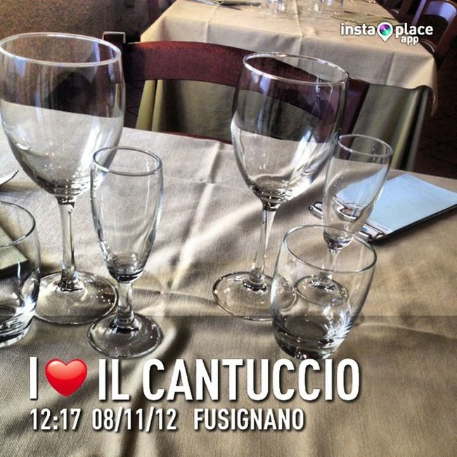 InstaPlace Place Earth World Italy Fusignano Ilcantuccio Food Foodporn Restaurant Shopping Street Day