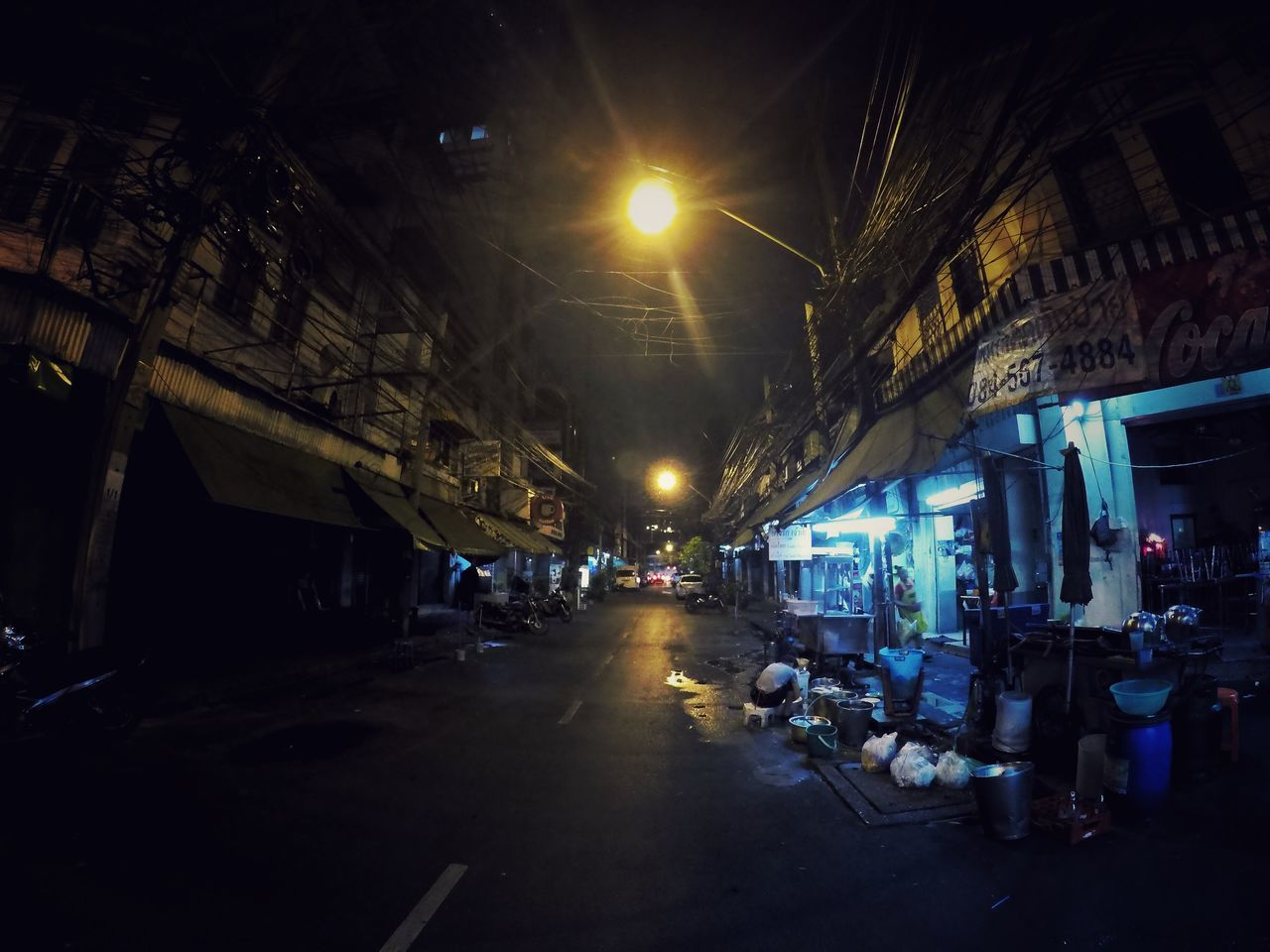 Night Street Transportation Built Structure City Mode Of Transport Car Illuminated Architecture Land Vehicle Building Exterior Road Outdoors Sky No People Bangkok Streetstyle GoPrography