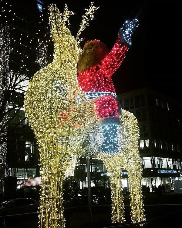 Kurfürstendamm Berlin Germany Happychristmas Q -dammSwiatecznie Wesołychświąt Nastroj Przepiekniejest❤