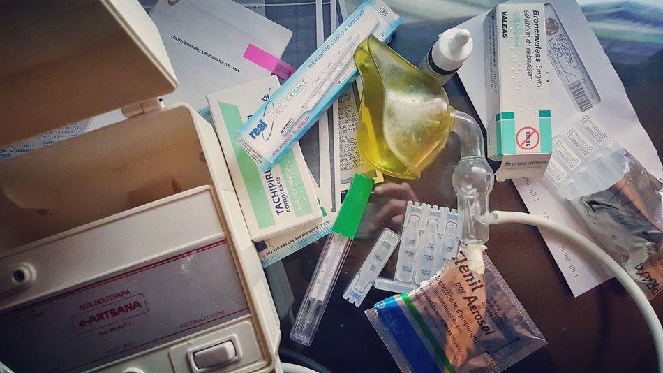 Tosse Aerosol Medicine