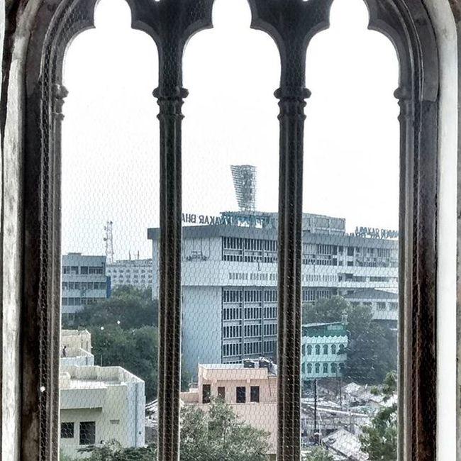 Brutalism Hillfortpalace Aayakarbhavan