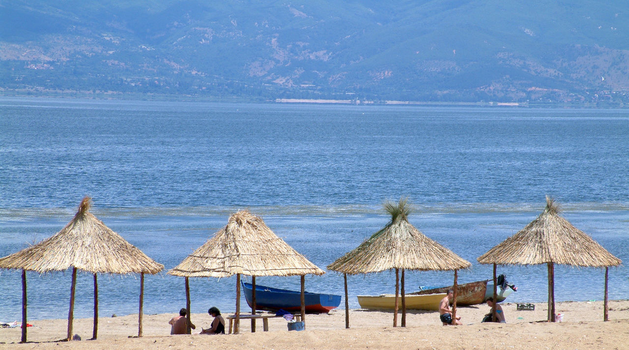 lake prespa, macedonia Day Lake Lake Prespa Macedonia Ohrid Outdoors Plant Prespa Lake Resen Skopje Water