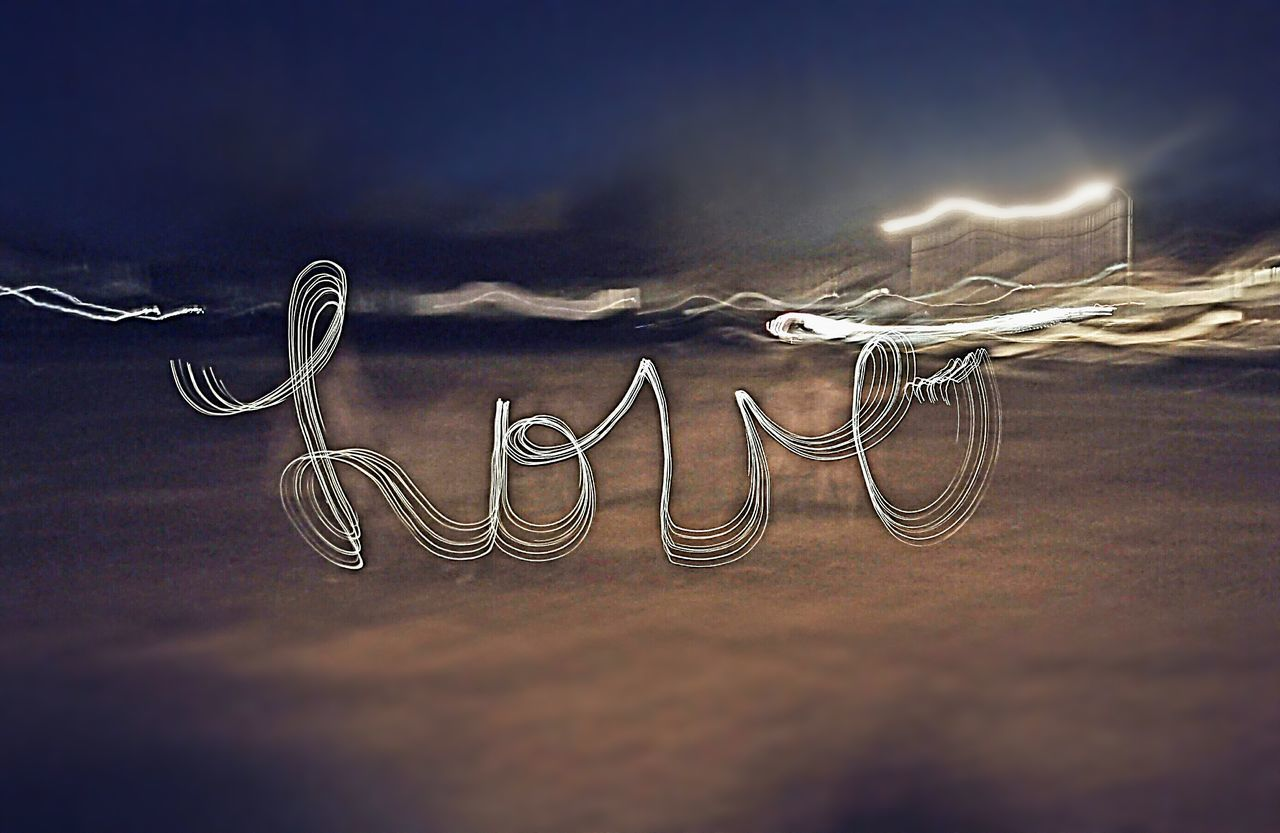 Love light painting Light Painting Lights Lightpainting Words In Lights Nightphotography Light In The Darkness Creative Shots Love ♥ Love Is In The Air Learn And Shoot: After Dark Showcase: February Getty X EyeEm