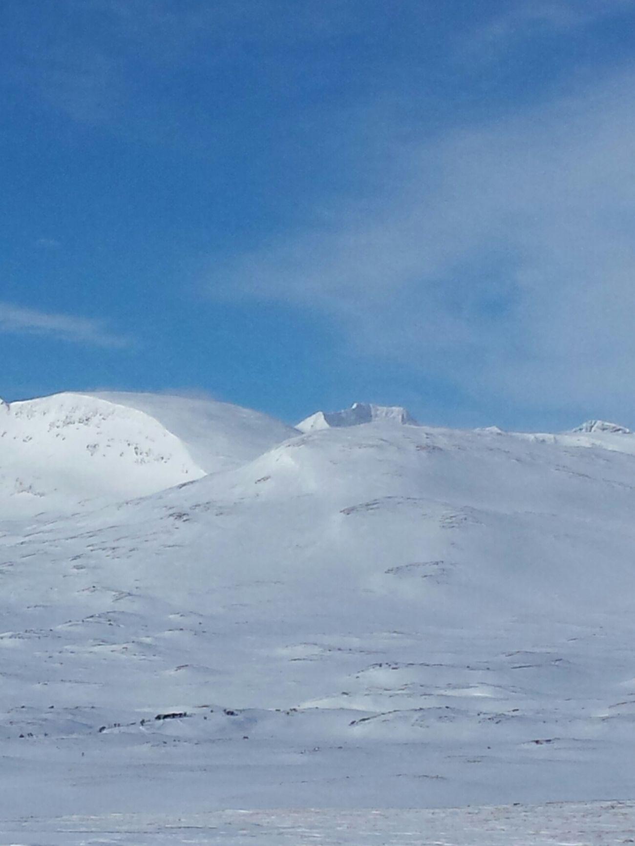 Ljungdalen Härjedalen Mountain Sylarna