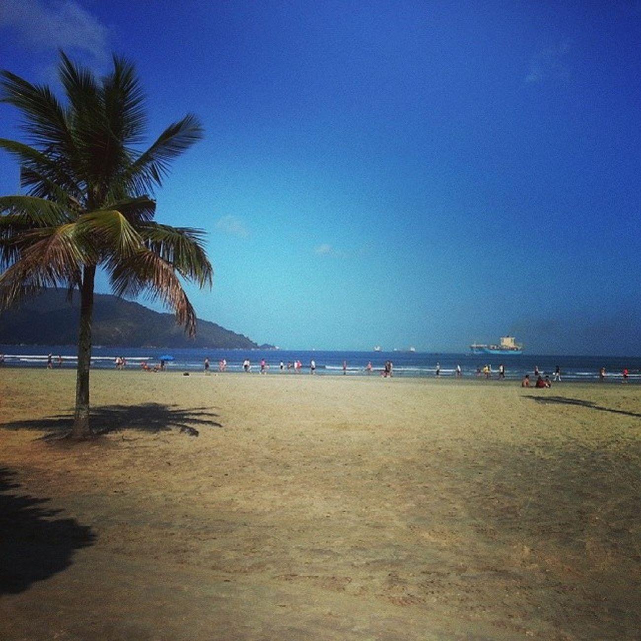 Bora descansar a mente e exercitar o corpo... Amomuito Praia Corridinhadeleve