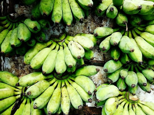 Green Green Bananas Green Banana  Bananas Banana Fruit Fruits Fruits ♡