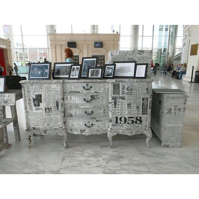 furniturePapered With Periodic Exposure the sourceofoblivion NationalTheatreofCatalonia