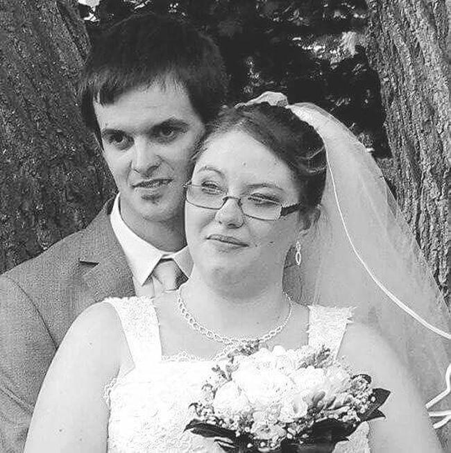 Bff❤ 's Wedding Bride Mybeauties FeelingProud Happyday♥ Slovakiagirl Blackandwhite Photography