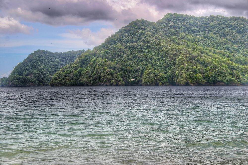 Maracas Beach Maracas Trinidad And Tobago Canonphotography Hdr Photography Mountains And Sky Hdrphotography