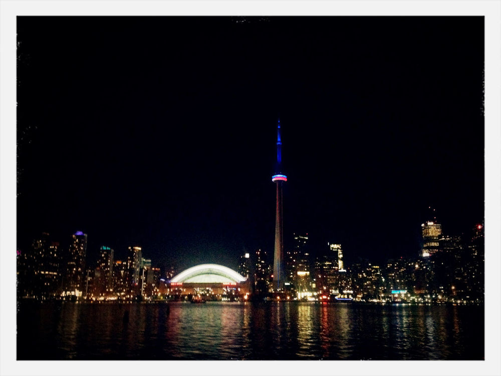 Toronto at Waterfront Toronto by Sharon Gushue