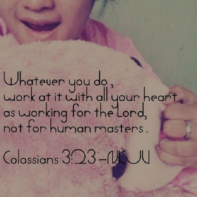 NKJV Colosians Bible Verse Golden Rule Youth Christian Jesus Love Letter