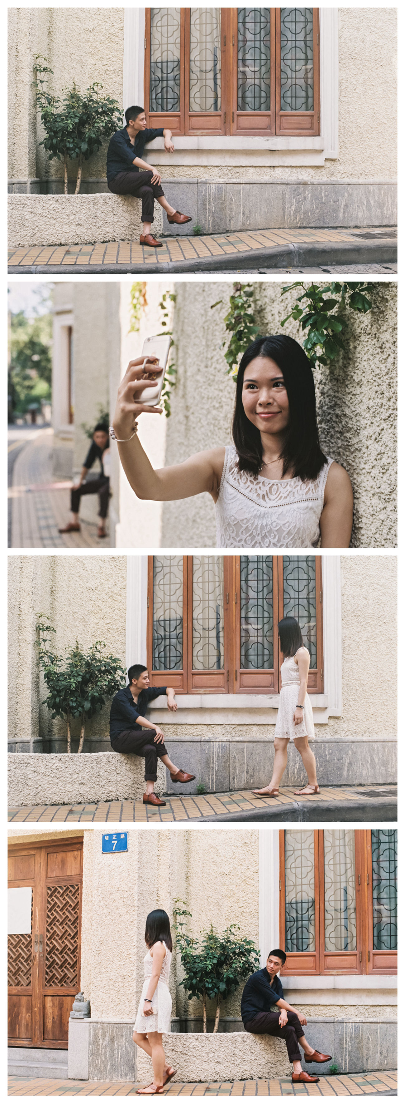 What I Value Love Couple 135film 135mm Pentax Pentax MZ-S