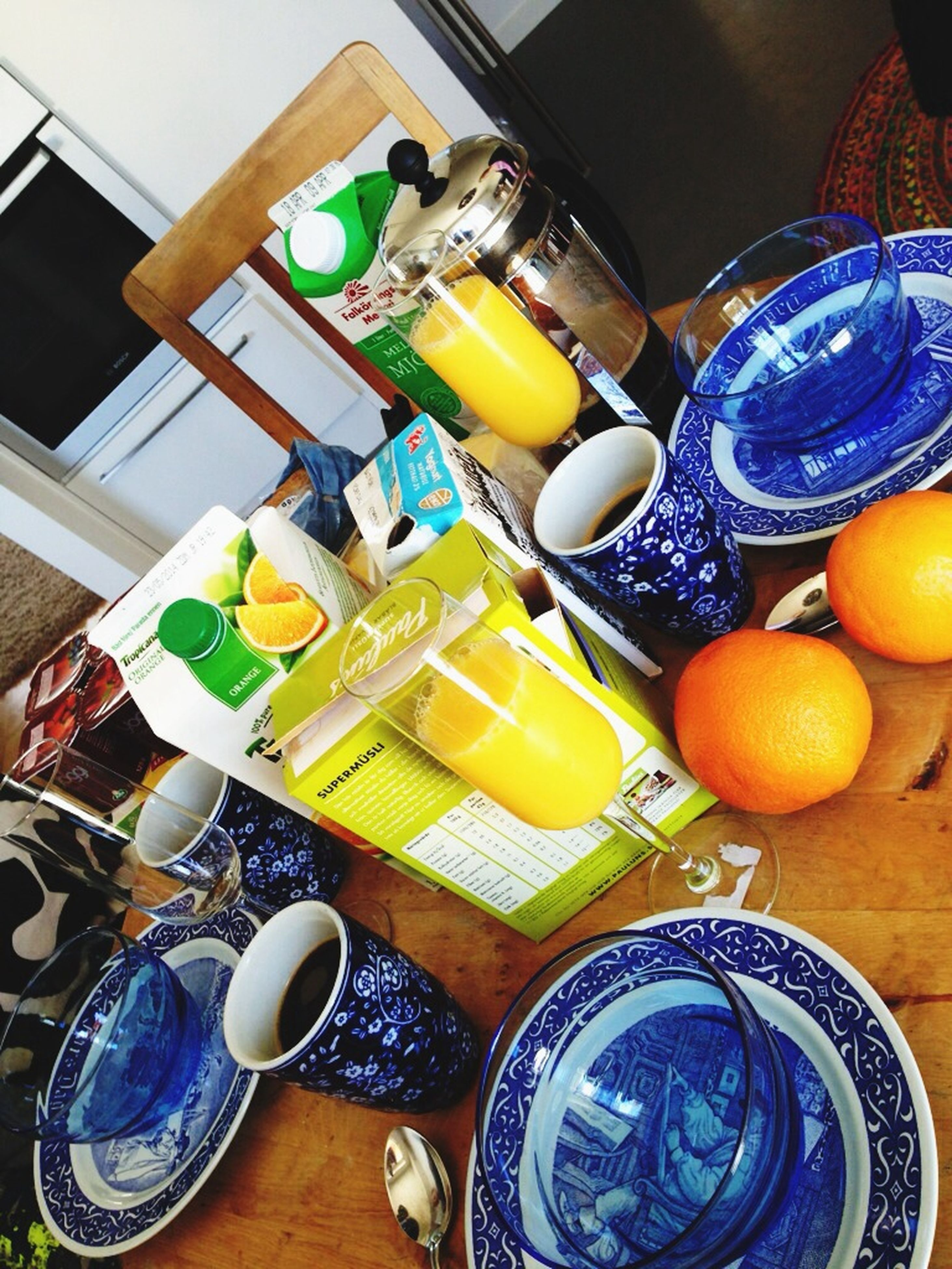 indoors, still life, table, food and drink, variation, multi colored, high angle view, bowl, large group of objects, choice, freshness, food, arrangement, plate, no people, fruit, container, close-up, yellow, drink
