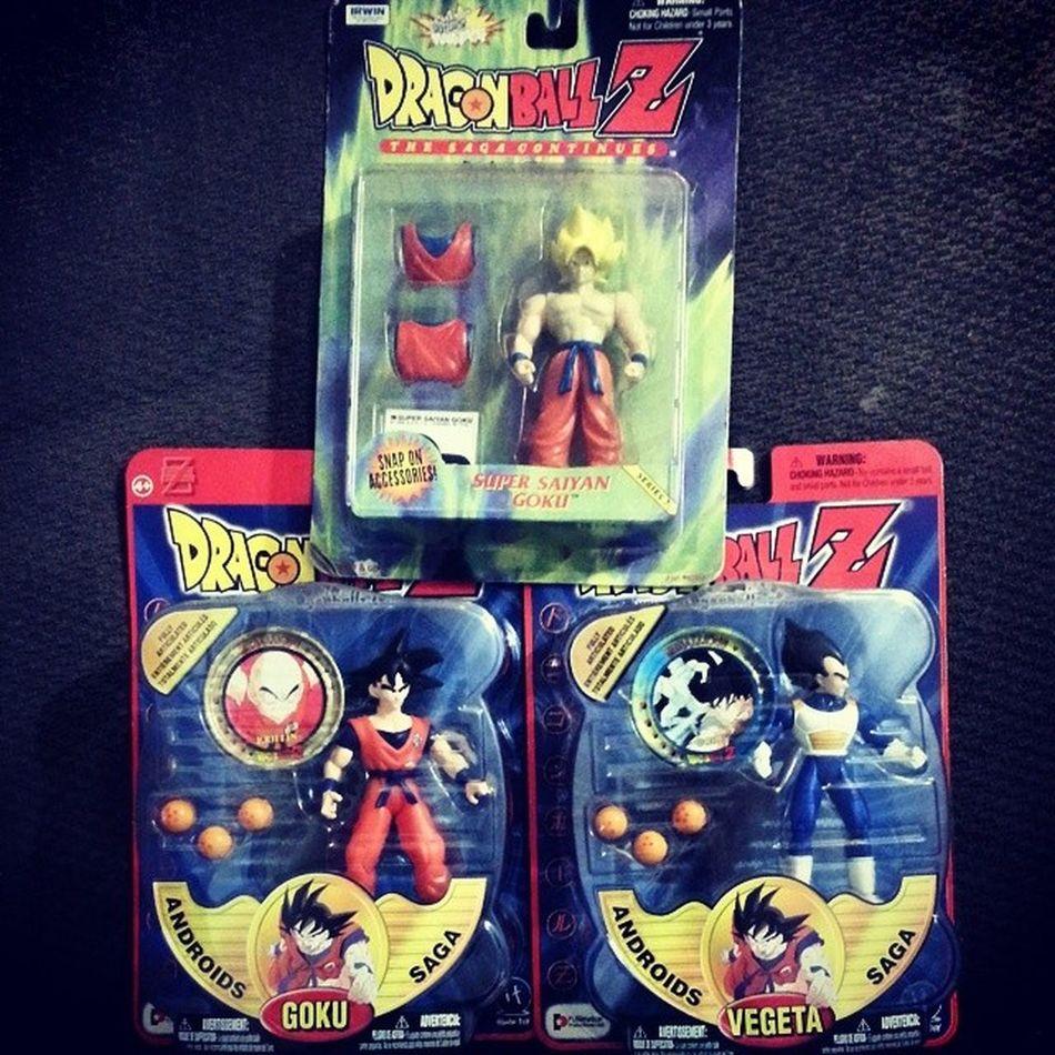 Dragonballz Vintage Goku Vegetta supersaiyangoku cartoonnetwork toddler birthday bigfour