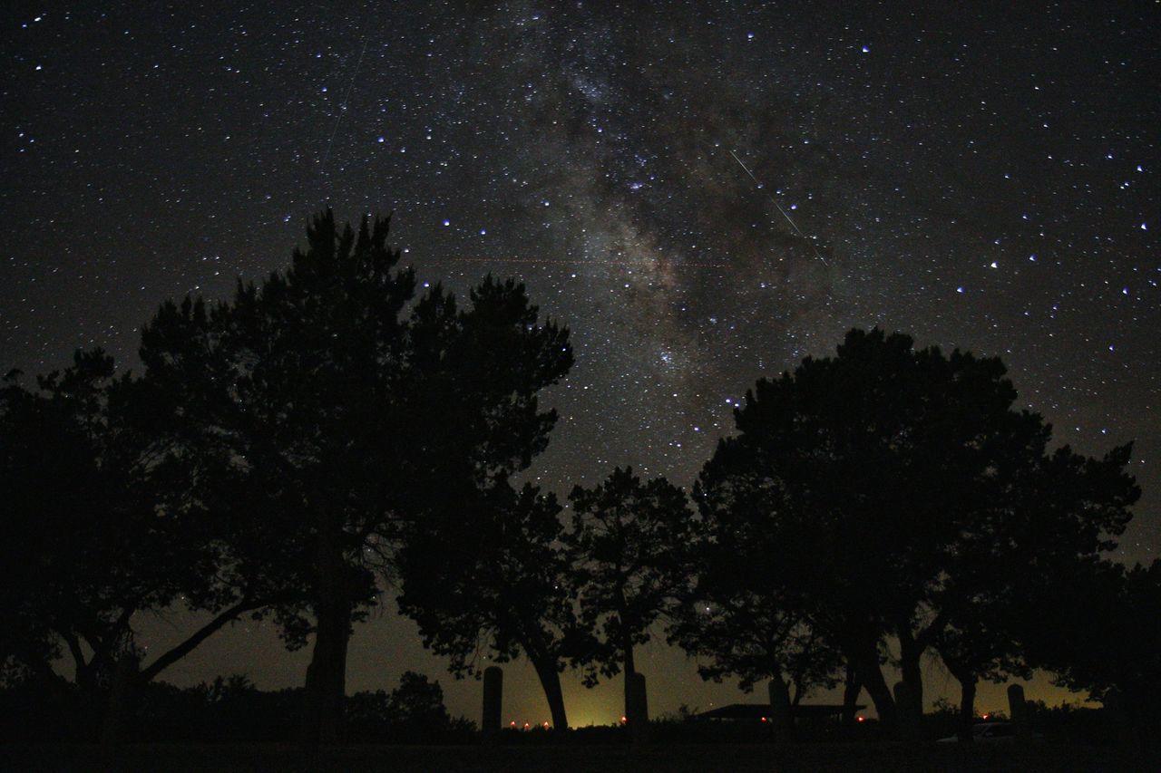 Light Up Your Life Abilene Star Gazing Night Sky