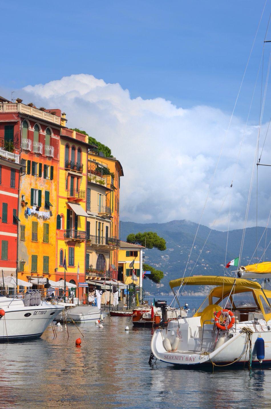 Günaydın ! Good morning !! I found my love in Portofino ❤️❤️❤️ Hello World Landscape_Collection EyeEm Best Shots - No Edit Water_collection