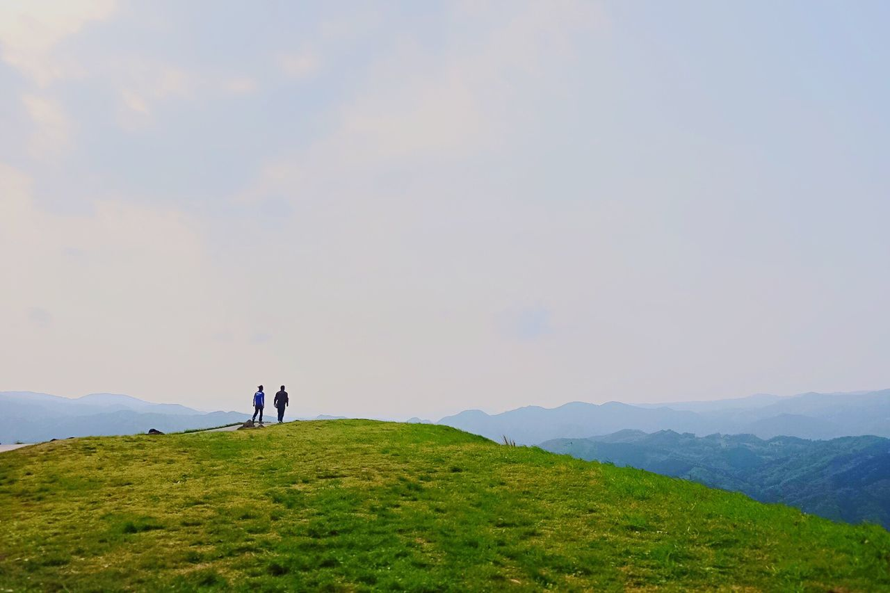 Top Top View Mountain Range Mountain View Mountain Peak Mountain Road Hiking Hiking Trail Topview Green Volcano Landscape Volcano Crater Japan Photography Omuroyama The Secret Spaces TCPM Copyspace