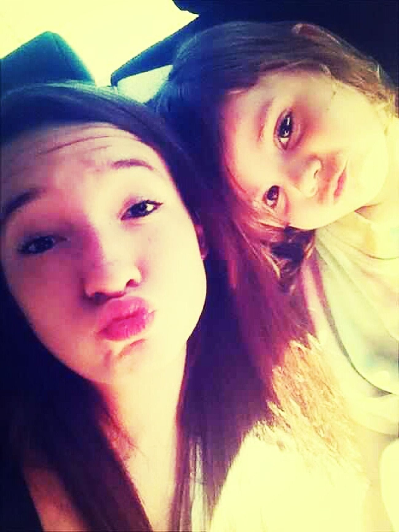 My Mini Me Though ≫ ♥