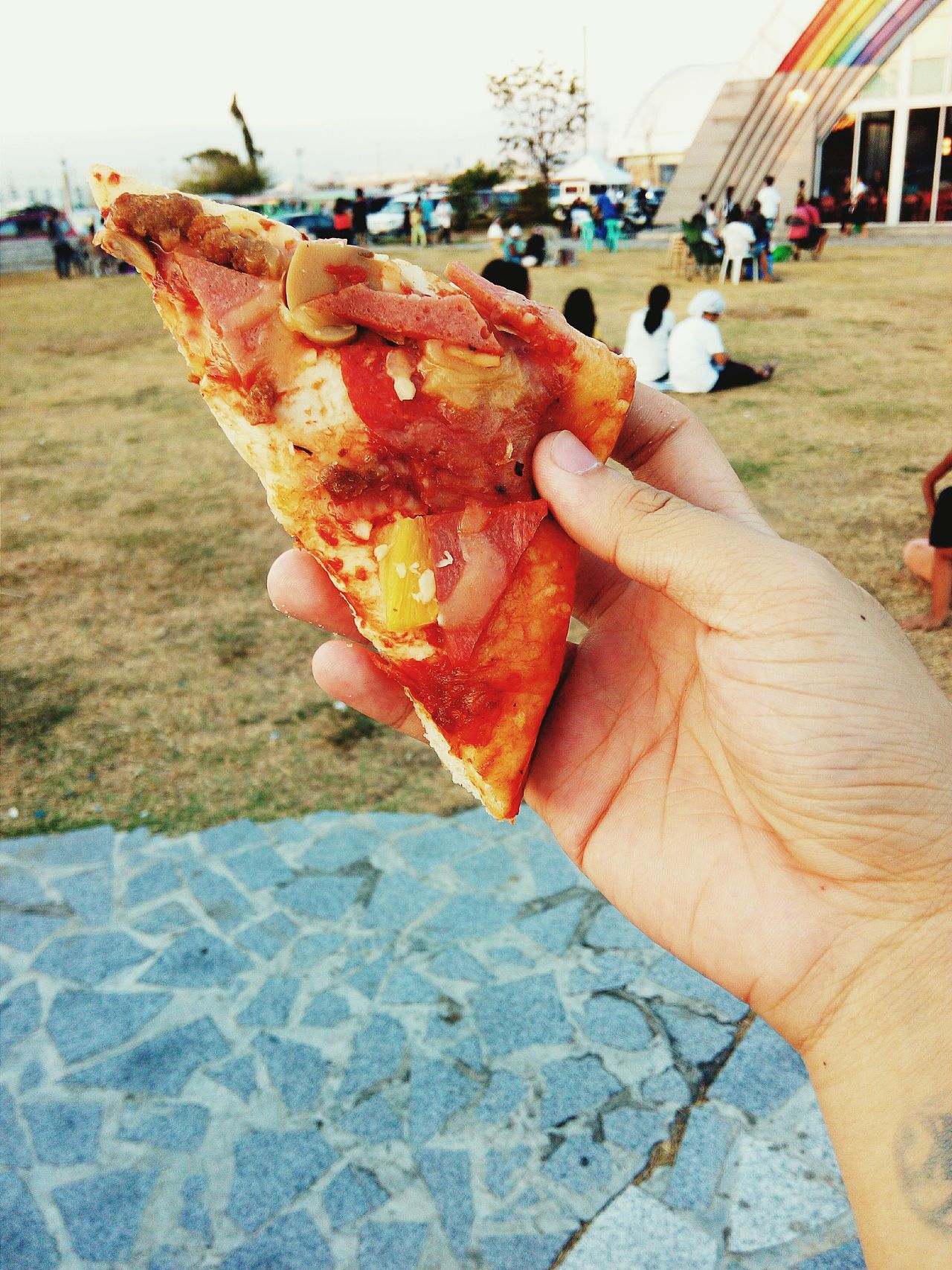Pizza For Life 🍕 Street Food Worldwide Pizza <3 Pizza For Life Philippines El Shaddai Fun