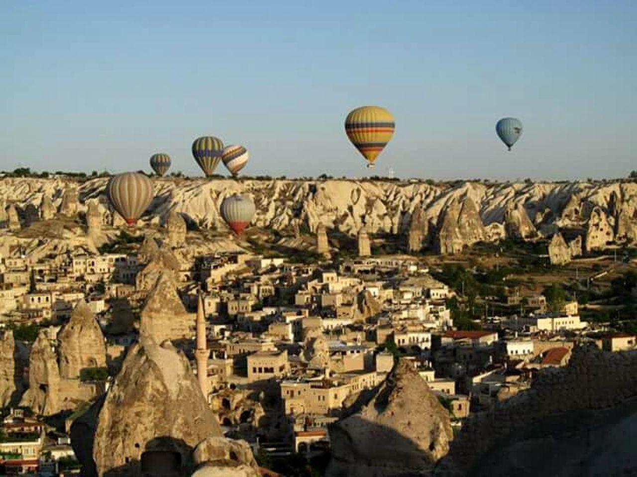 Kapadokya Kapadokyaballoons Baloons Awsomenature Oldsity On The Road Feel The Journey