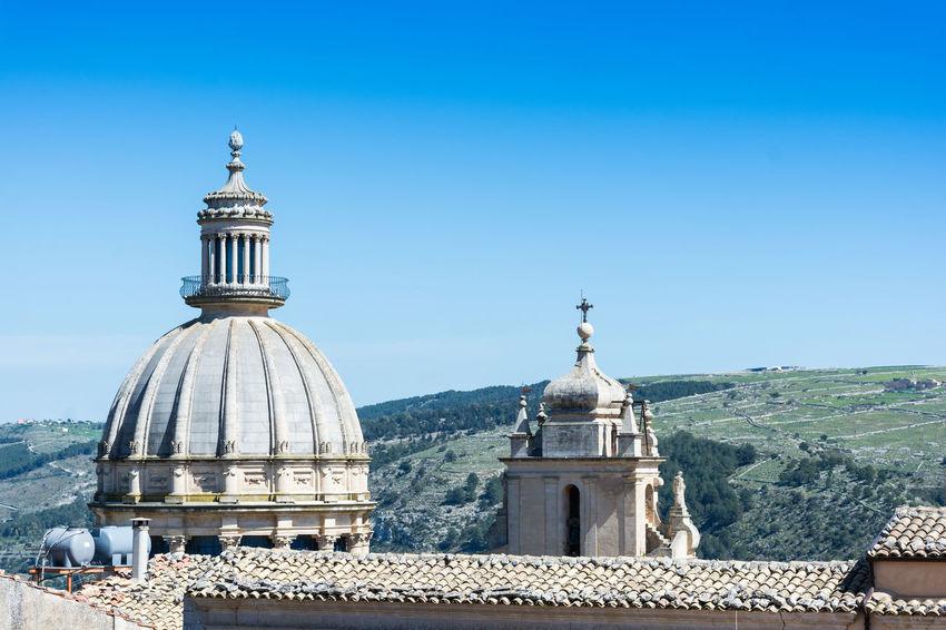 Ragusa - Scorcio Italiano Ragusa Ibla, Sicily Sicily Sicily ❤️❤️❤️ Sicily, Italy Architecture Building Exterior Built Structure Day Dome No People Outdoors Place Of Worship Ragusa Ragusa Ibla Ragusaibla Ragusana Ragusano Religion Sky Spirituality