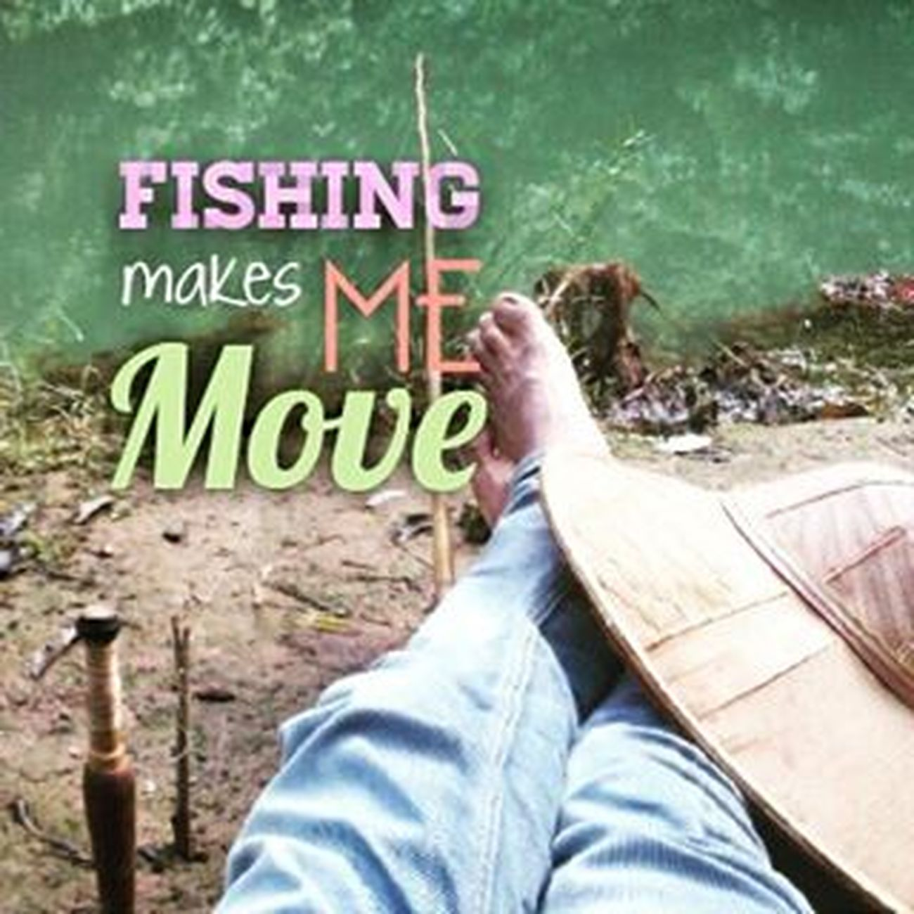 Fishing makes me. . . 🐳🐳🐳 . Piclab Fishing Holiday Relax
