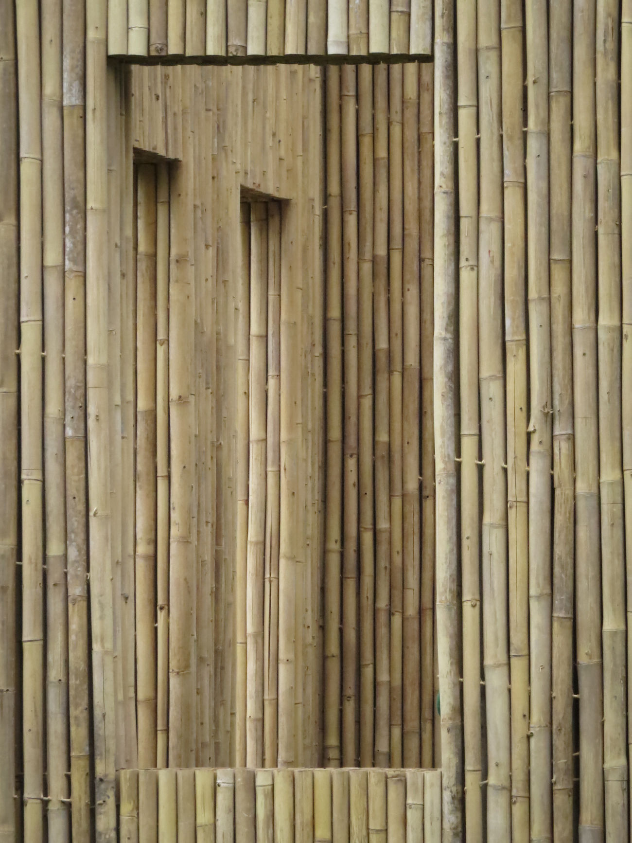Abstract Bamboo Art Project Arnhem Building Building Structures Structures Structures & Lines Bamboo Art Netherlands Sonsbeekpark Transaction Summer2016 No People Parks And Recreation ArtWork Repetition Repeating Patterns Pattern Pattern, Texture, Shape And Form Patterns & Textures Relaxing My Point Of View Loving Photography