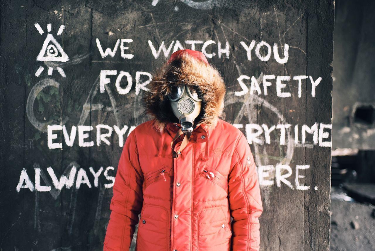 Vscocam Portrait Gas Mask Gasmask Gasmaskonface The Portraitist - 2015 EyeEm Awards
