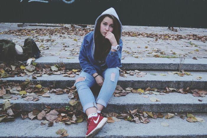 Me Girl Streetphotography Live