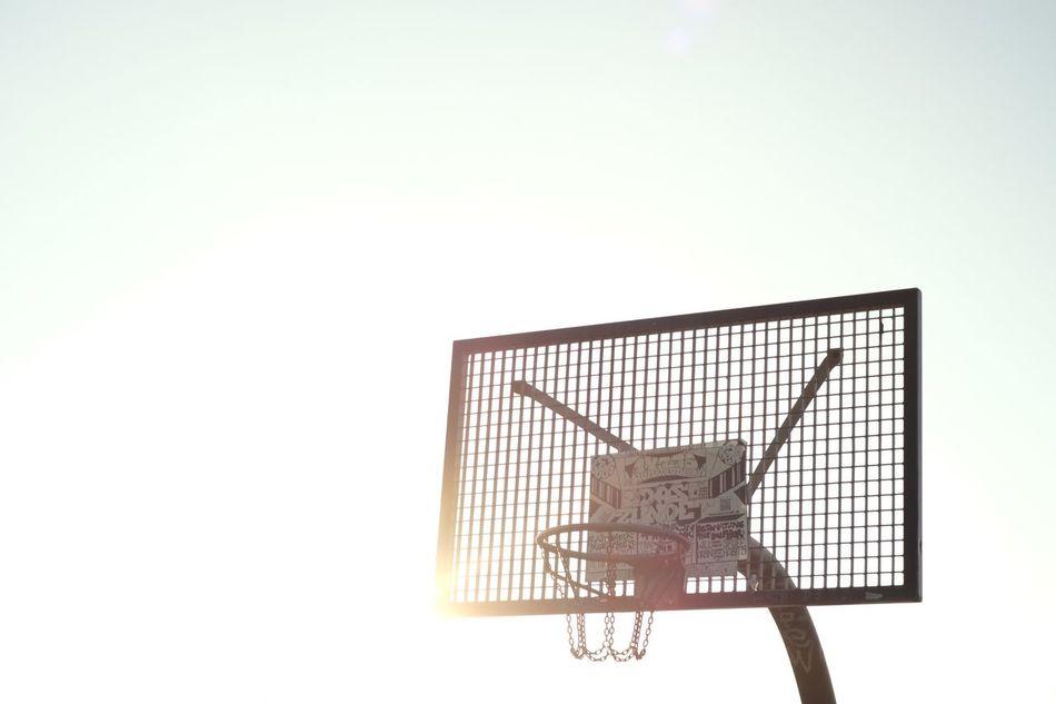 Beautiful stock photos of basketball, Back Lit, Basketball - Sport, Basketball Hoop, Berlin