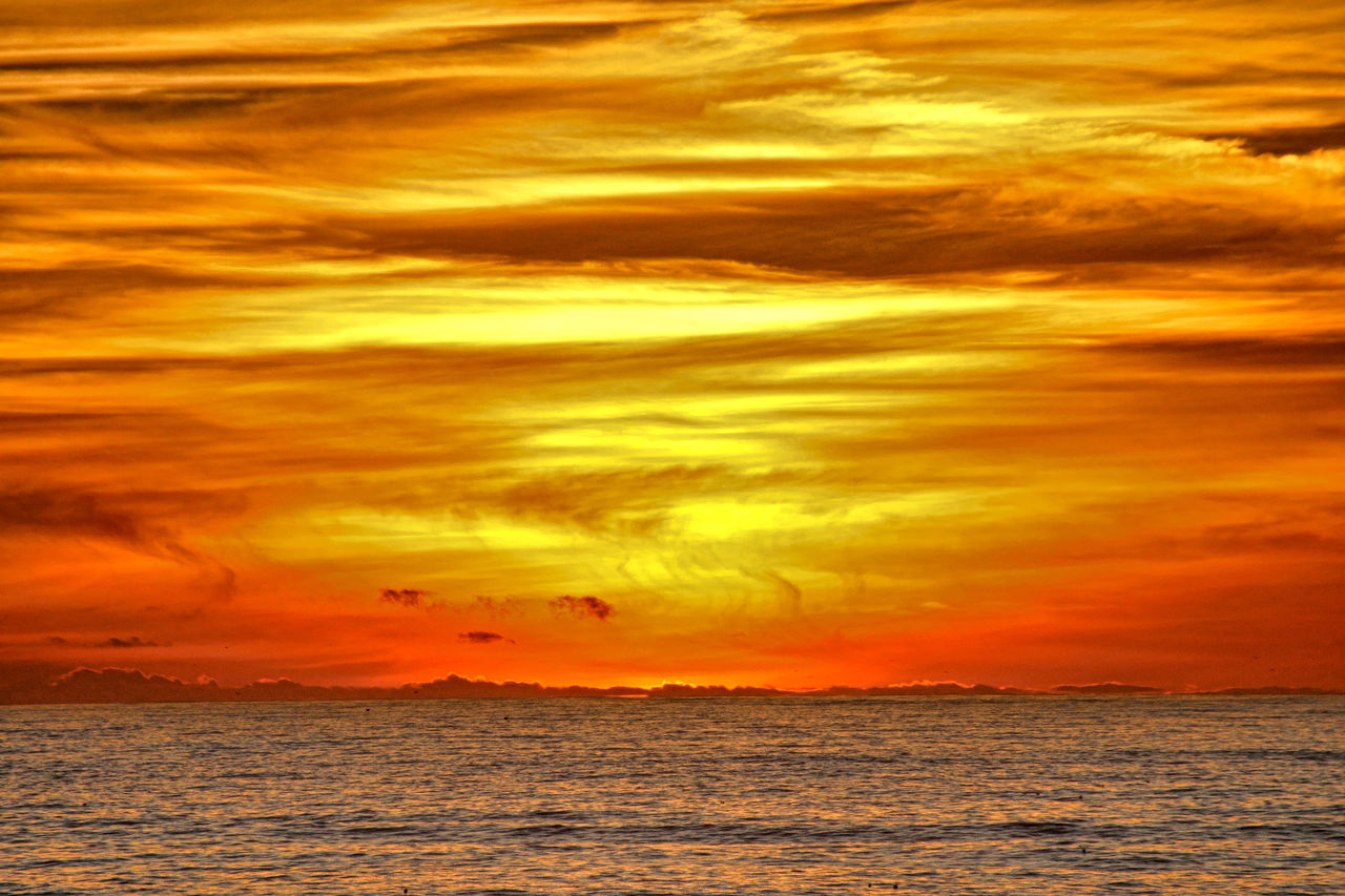 Sunset in Portugal Atmosphere Awe Beauty In Nature Calm Cloud Dramatic Sky Horizon Over Water Idyllic Majestic Nature Orange Color Port Portugal Portuguese Sunset Rippled Scenics Sea Seascape Sky Sunset Tranquil Scene Tranquility Vibrant Color Water Waterfront