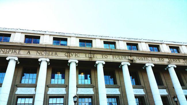 Taking Photos I♡stockton City Hall Good Morning A Brand New Day Feeling Nostalgic