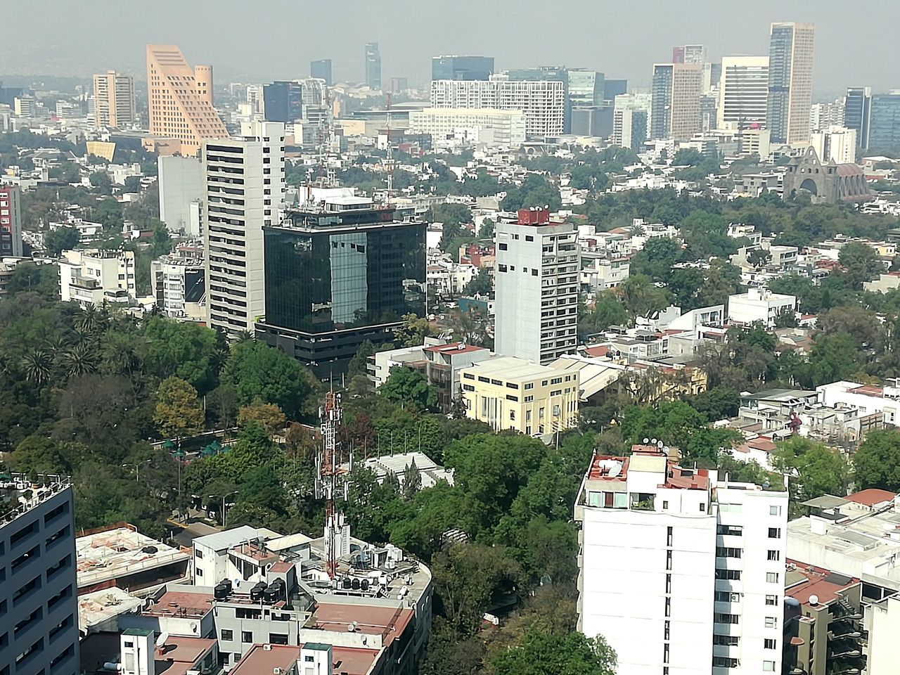 City Cityscape Building Exterior Architecture Urban Skyline Sky Outdoors No People Day Latin America Mexico Mexicocity  Polanco Mexicocity  Zimmer Mit Ausblick View From My Window View From The Window... Mexico City Travel Destinations Architecture Cityscape City Mexicocity  Polanco, CDMX