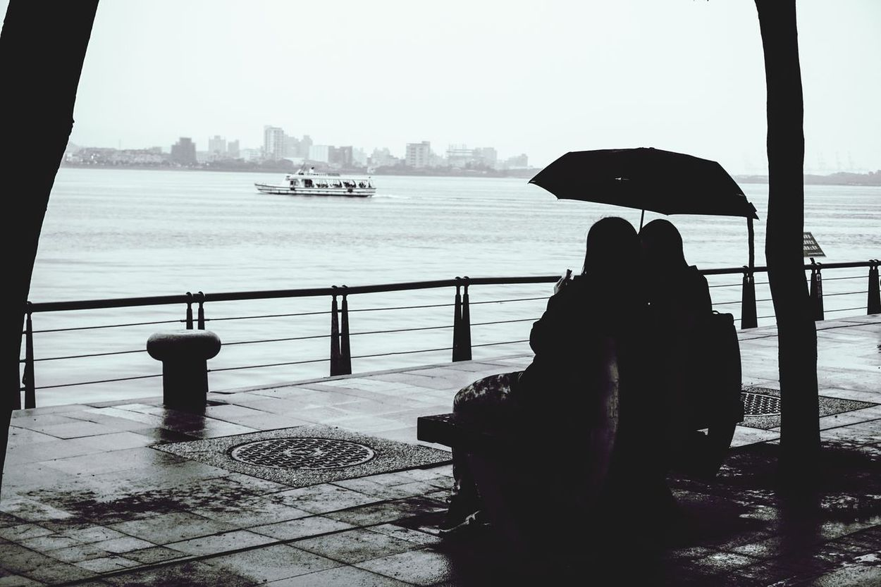Together in the rain Outdoors Water Day City People Architecture Harbor Nature Nature Travelphotography Backgrounds Landscapephotography Escaped From Work Streetphotography Check This Out 😊 Eye4photography  Blackandwhitephotos Black And White Collection  Travel Travel Destinations Monochrome _ Collection Blackandwhitephotography EyeEm Gallery Couple Rainy Days