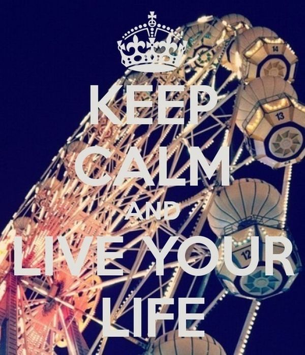 Live Your Life *-*