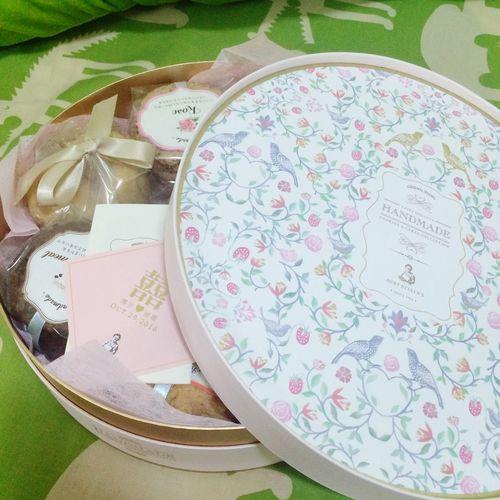 Handmade Auntstellas Cookies Weddingcookies