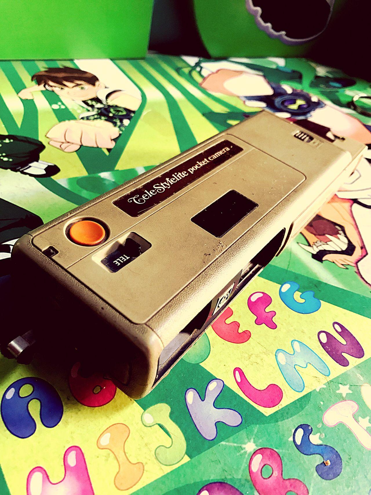 IPhoneography Kodak Vintage Camera Table Technology Gambling Leisure Games Indoors  No People Gambling Chip Like4like EyeemTeam Eyemmarket Close-up